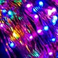 105 LED Fairy Lights 10.5M with 8 Function USB Powered Copper & Black Wire